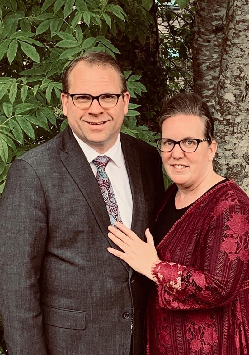 Dan & Jill Sargeant - UPCI